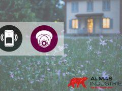 Almas Industries schützt Garten und Terasse mit Videoueberwachung